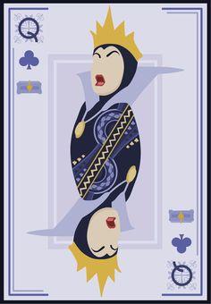 Evil Queens Cards