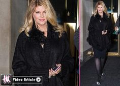 Kirstie Alley Flaunts Fabulous 50-Pound Weight Loss! | GossipCenter - Entertainment News Leaders