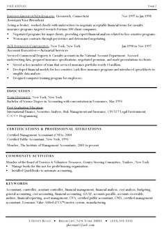 20 controller resume examples sample resumes