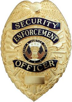 ford plant security guard badge law enforcement badges