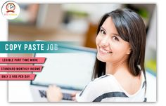 Get Standard monthly income with Part time wok by copy paste job. For more visit http://www.ntsinfotechindia.com/