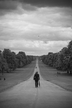 King´s Long Walk by Enrique Mandujano on 500px
