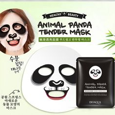 BIOAQUA Brand Cute Panda Animal Series Face Mask Moisturizing Moisturizing Soothes Pores Wrapped Mask Oil Control Facial Masks #>=#>=#>=#>=#> Click on the pin to check out discount price, color, size, shipping, etc. Save and like it!