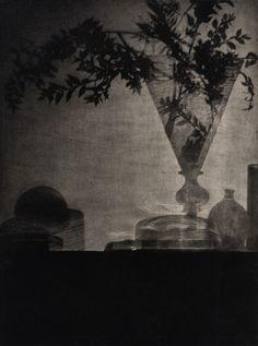 Baron Adolf de Meyer. Glass & Shadows, ca. 1912.