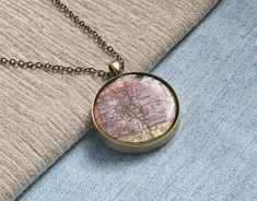 Your place to buy and sell all things handmade Resin Pendant, Pendant Necklace, Shops, Trending Outfits, Etsy, Unique Jewelry, Handmade Gifts, Vintage, Fashion
