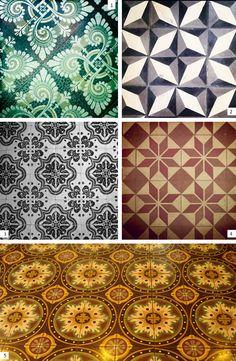 Flooring Vintage 51