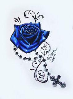 Blumen Tattoo Designs Hand 33 Ideen – foot tattoos for women flowers Rosary Foot Tattoos, Rosary Bead Tattoo, Anklet Tattoos, Up Tattoos, Trendy Tattoos, Body Art Tattoos, Hand Tattoos, Sleeve Tattoos, Rosary Tattoo Wrist
