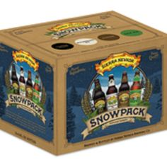 Sierra Nevada Brewing Releases Snow Pack, a 12- Pack Sampler | GreatBeerNow.com