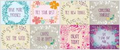 New Years Resolution Printables - Somewhat Simple