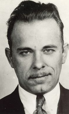 Public Enemies: John Dillinger mug shot