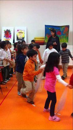 DERS ORFF Eğitimi Hashual İsrail Dansı Ve Şarkısı (Orff Yaklaşımı Enstru...