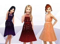 Holiday Dress at My Stuff • Sims 4 Updates