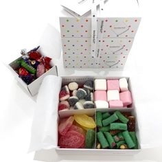 Enjoy the sweetest side of Scandinavia with an assortment of chocolate, licorice, and wrapped candies from Sockerbit.