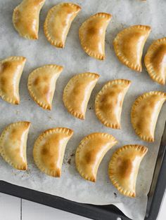 Christmas Appetizers, Polish Recipes, Dumplings, Muffin, Food And Drink, Cooking Recipes, Breakfast, Pierogi, Diet