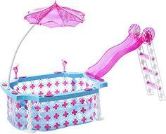 Barbie Glam Pool Barbie http://www.amazon.com/dp/B00MCHH1U6/ref=cm_sw_r_pi_dp_8lMNub0M2DF8B