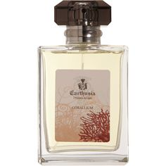 Carthusia Corallium Eau de Parfum (8.520 RUB) ❤ liked on Polyvore featuring beauty products, fragrance, makeup, beauty, perfume, carthusia, eau de parfum perfume, perfume fragrances, eau de perfume and carthusia perfume