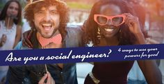 Are you a social engineer?