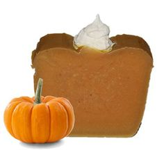 Pumpkin Puree Cold Process Soap Recipe is available at Natures Garden Soap Making Supplies. Learn how to make this handmade pumpkin soap recipe.