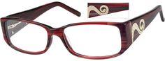 Purple Acetate Full-Rim Frame #3056 | Zenni Optical Eyeglasses