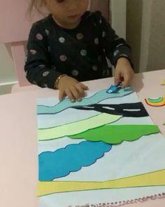 """Asya nin  Pia Polya çalışması """"Gemi denizde"""" """"Uçak havada"""" 29 aylik🌞🚗✈⛵🏡 #Piapolya #7anne7cocuk #okuloncesi #piapolya #annelervecocuklari #annemleoynuyorum #anaokuluetkinlik #Child #childdevelopment #activity #activitybook #oyuncuçocuklar #etkinlik #etkinlikpaylasimi #cocukgelisimi #minikeller #cocukgelisimiveegitimi #mutluanneler #mutlucocuklar #emek #sevgi #annecocuk #oyun #happy #fun #cute #love Sukran Ozer"""