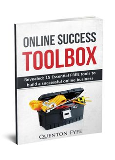 Sign up to my email newsletter today and get my best tips and strategies for starting and growing your own successful online business.  You'll also receive this exclusive report which reveals 15 essential FREE tools I've used to build successful Online Businesses, and get millions of visitors to my sites.   http://www.onlinebusinesstransformation.com/toolbox/?refid=1008