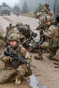 Danish Soldiers during a Mission Rehearsal Exercise preparing them to serve in Afghanistan with ISAF – February 2014.