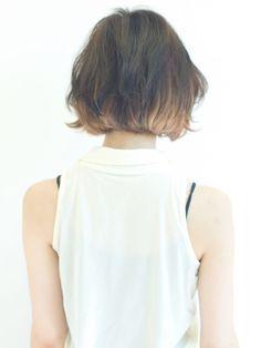 ボブはインナーカラーや耳かけでおしゃれに! の画像|アフロートジャパン(AFLOAT JAPAN)銀座ディレクター松島春樹の気ままな美容ブログ