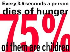 Help Fight World Hunger