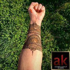 Henna for Men by Ash Kumar henna #mehndi #mendhiartist #hennaartist #ak #tattoo #doodle #design #artist #ashkumarhenna #hennabeautiful #ashkumar #ashkumarbeauty #ashkumaracademy #hennatattoo #ink #beyoncehenna #hennastain #darkhenna #hennaformen #menshenna #tattooformen .