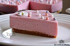 ¿No apuntaste la receta de esta maravilla de tarta del blog LAS RECETAS DE MASERO? Te la dejamos de nuevo.
