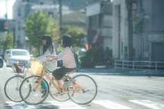 https://flic.kr/p/zVENdJ | 自転車少女 | Bicycle girls