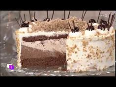Vanilla Cake, Desserts, Youtube, Food, Cake Ideas, Dessert Ideas, Bakken, Cookies, Nature