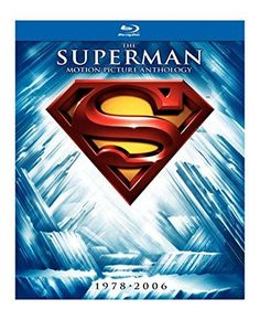 Superman-Motion Picture Anthology 1978-2006 (Blu-ray& Movie Cash/WS)