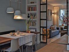 Foto: Ook leuk, een moderne variant van de en suite tussendeuren. . Geplaatst door suzanne76 op Welke.nl
