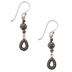 Verity Marcasite Earrings