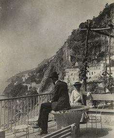 Italian Vintage Photographs ~ Amalfi 1909