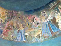 Fresco de Raúl Soldi