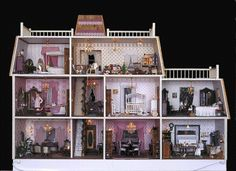 Why Light a Dollhouse : Cir-Kit Concepts, Inc., Dollhouse Lighting ...