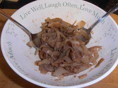 Goode Eates: Roasted Onion Salad #stdunstans
