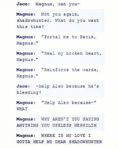 I love me some MALEC