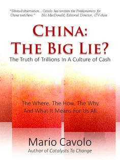 #China's rising middle class have $6 to $10 TRILLION in off-the-books cash in their pockets, ignoring that in your outlook is as mad as Einstein ignoring gravity...