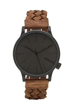 Komono Winston Woven in Chestnut from REVOLVEclothing