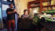 O Diogo Faro enviou-nos esta versão de #OMundoSabeQue: piano, clarinete e voz. Obrigada, 'leão'!  inscreve-te no canal para nao perderes mais videos: http://www.dailymotion.com/susana-gomes2  Nao deixem de visitar o blog -------» http://sporting1906clubeportugal.blogspot.pt/