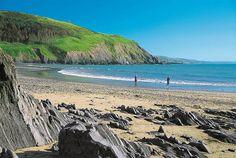 P457 Clarach Bay, Wales