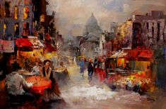 Willem+Haenraets+1940+-+Hollandaise+Impressionist+painter+-+Tutt'Art@+(42)