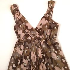Patagonia organic cotton sundress Patagonia 'water girl' dress in floral patterned organic cotton. Only worn a few times and in great condition. Patagonia Dresses