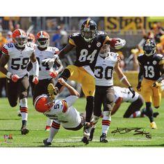 f5e71985376 Antonio Brown Pittsburgh Steelers Fanatics Authentic Autographed 8