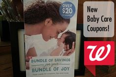 New Baby Care Coupon Book at Walgreens- Over $20 in Savings!