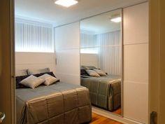 Decoração de quarto de casal pequeno, fotos, dicas e modelos