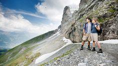 Eiger Trail: The Swiss Alpine Experience Trail - Switzerland Tourism